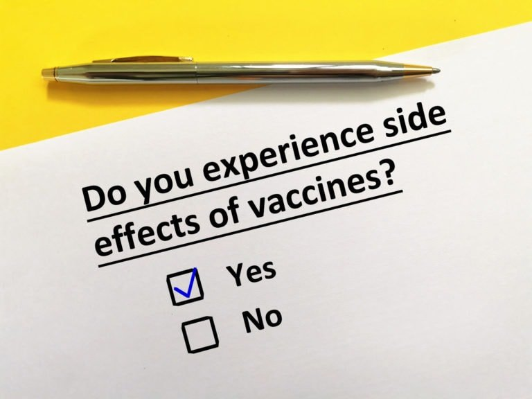 How to report Covid-19 vaccine side effects
